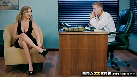 Brazzers - Big Tits at Work - Bon Appetitties scene starring Alexis Adams and Danny D