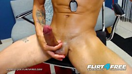 Marcus Jax - Flirt4Free - Dominating Latino Wants You to Sit On His Cock