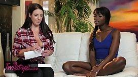 When Girls Play - (Ana Foxxx, Angela White) - Milk Chocolate - Twistys