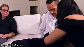 He Watches His Wife Whitney Wright Getting Fucked By His Best Friend