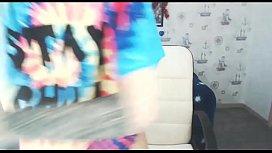 Hot Amy Ramsey aka elisjankins CB chat camgirl extraordinaire
