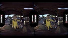Kill Bill XXX Cosplay in Awe-Inspiring Sensational Fucking in Virtual Reality!
