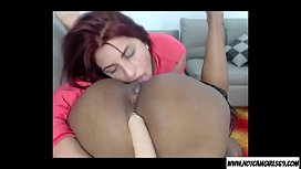 Lesbians ass licking closeup fun - Join hotcamgirls69.com for free live camgirls