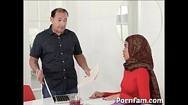 Arab Sinner Stepsister Have an Affair with Her Step Brother - Pornfam.com