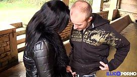 Rose et son mec tr&egrave_s lib&eacute_r&eacute_s dans leur vie sexuelle