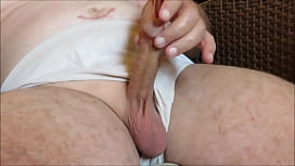 Solo play masturbating