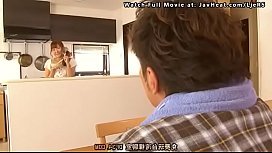 Japanese Housewife Fucking While Cooking [Full Movie: JavHeat.com/LjeR5]