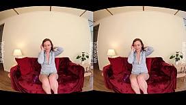 VR Yanks Ana Molly Masturbating Her Red Pussy