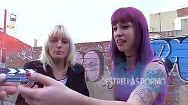 LETSDOEIT - Horny PornStar Seduces and Fucks Lucky Amateur (Jade Presley)