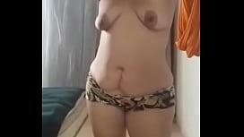 Mi esposa Isabel bailando sexy para seguidores de Xvideos