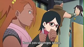 Boruto &ndash_ Epis&oacute_dio 02 &ndash_ O Filho Do Hokage!!