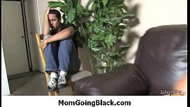 Watching my mom going black 4