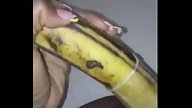vagin contre banane elengi