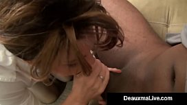 Milf Manager Deauxma Gets An Employee'_s BBC With A Big Bang!