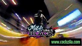 Milf on Blacks