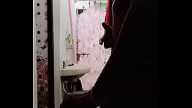 Swathi naidu nude sexy bath part-1