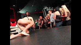 Glorious Gina Killmer gets cuchy licked