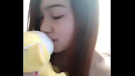 my friend Tuck will show you her body a real Aisicha sexy video look and see my friend naked thai lady thai girl asia thailand real masturbation