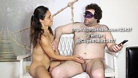 Nude Interview With Handjob MILF Jasmine