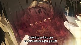 The Rising of the shield hero  ep 1 pt/br