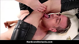 Hot Big Tits Blonde Aiden Starr Dominates Bondage And Anal Fucks Sissy Boy And Fists Ass Guy Hardcore
