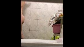 asian girl bath by hidden cam 2