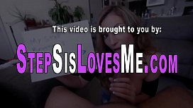 Teen stepsibling pounded