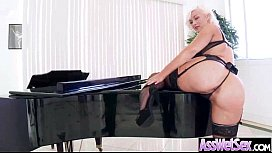 Anal Sex Tape With Big Wet Oiled Butt Horny Girl (jenna ivory) clip-16