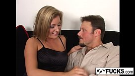 Sexy Avy Scott, Alexis, and Van Damage all get some intense orgasms