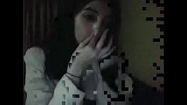 Show webcam con mi novia