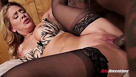 MILF Cherie Deville Loves Fucking Black Cock