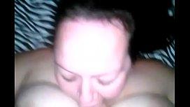 My Ex Vanessa T. Sucking My Cock