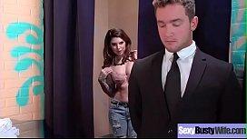 Naughty Milf (Darling Danika) With Bigtits Take It Hard mov-09