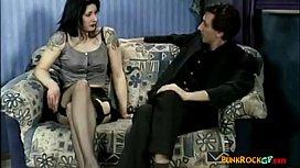 Voluptuous Vixen Gets Analyzed in Vintage Porno