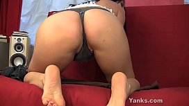 Busty Yanks Minx Makayla Has Orgasm