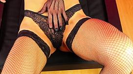 Patricia Portuguesa, loira sensual