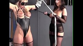Fetish sex toys for two lesbians