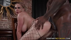 Stripper Skylar Vox Won't Forget This Gangbang With Big Black Dicks