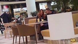 HUNT4K. Acquista la moglie di uno sconosciuto al centro commerciale