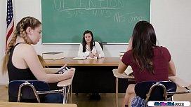 18yo students facesit detention teacher