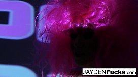 Jayden loves to have sexy fun