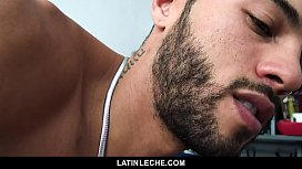 Sweet Latino Boy Fucked On Cam For Cash