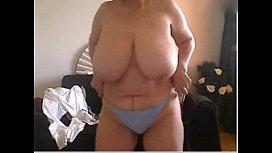 Hot Big Boob Mature on Adult Web Cam - www.Hotcamgirls.co