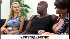 Milf Porn - Mommy gets fucked by big black monster 19