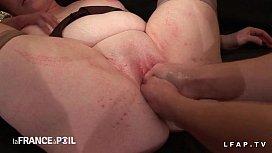 Casting anal amateur mature double penetree et fistee