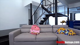 Young Boy Fucks His GORGEOUS Stepsister - TABOO FAMILY