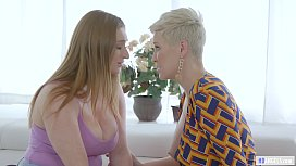 Stepmom Ryan Keely and Busty StepDaughter Skylar Snow
