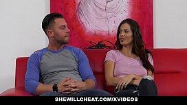 SheWillCheat - Hot Wife Fucks Old Class Mate