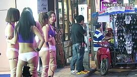 Asia Sex Tourist Meets Hooker!