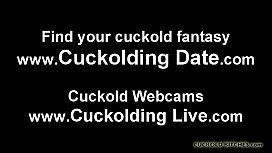 I have prepared a little cuckold game for you